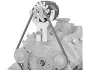 Ford Flat Head Alternator Brackets