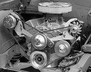 Alternator & Power Steering Pump Brackets