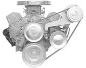 V-Belt A/C Compressor Brackets