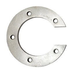 Tanks Inc. 5 Hole Threaded Sender Split Ring Stainless Steel - SR-SS