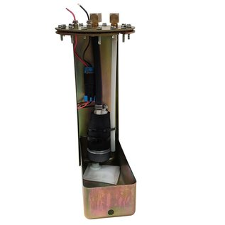 Tanks Inc. Fuel Pump Module for 33-55 TANKS poly tanks - 450 LPH - Up to 1050 hp - PA-9P