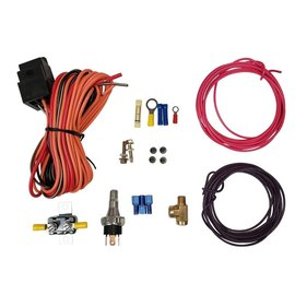Tanks Inc. Fuel Pump Safety Switch and Relay Wiring Kit - FPSSK