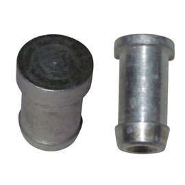 "Tanks Inc. Small Poly Tank Plug - for 1/2"" Vent Hole - PS"