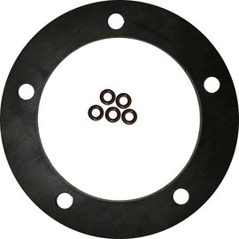 Tanks Inc. 5 Hole Viton Sender Gasket with O-Rings - SG-V-OR