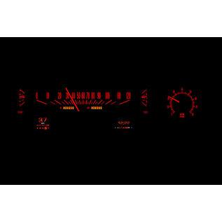 Dakota Digital 70- 72 Chevy Malibu/non SS Chevelle/ El Camino RTX Instruments - RTX-70C-MAL-X