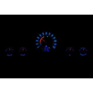 Dakota Digital 59-60 Chevy Impala/El Camino RTX Instruments - RTX-59C-IMP-X