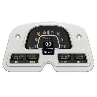 Dakota Digital 62-84 Toyota FJ RTX Instruments - RTX-62T-FJ-X