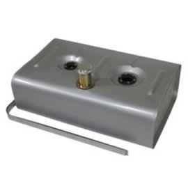 "Tanks Inc. Universal Coated Steel EFI Gas Tank w/ 3"" Tall Neck & Cap - UT-N-2-T"