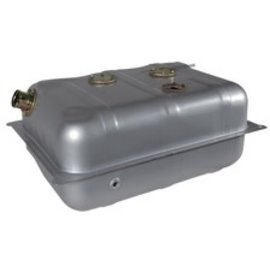 "Tanks Inc. Universal Coated Steel Gas Tank w/ Neck & 6"" Hose"