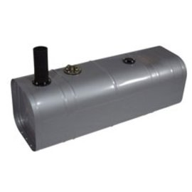 "Tanks Inc. Universal Coated Steel Gas Tank w/ Neck & 6"" Hose - U3-GH"