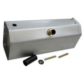 "Tanks Inc. Universal Coated Steel Gas Tank w/ Neck & 6"" Hose - U2-AH"