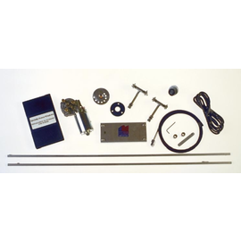 Specialty Power Wipers Specialty Power Wipers - Wiper Kit - 47-54 Chevy Pickup - Without Switch or Wiring - WWK-4754