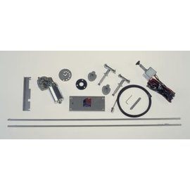 Specialty Power Windows - Wiper Kit - 55-57 Chevy Car - With Intermittent Switch - WWK-5557-2I