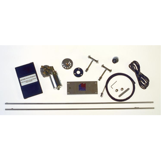 """Specialty Power Windows - Universal Wiper Kit - 144"""" Long Drive Wiper Kit with Intermittent Switch - WWKXLWD-2I"""