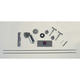 Specialty Power Wipers Specialty Power Wipers - Wiper Kit - 55-57 Chevy Car - Without Switch or Wiring - WWK-5557