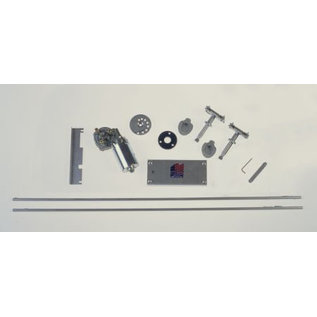 Specialty Power Windows - Wiper Kit - 55-57 Chevy Car - Without Switch or Wiring - WWK-5557