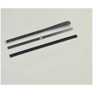 Specialty Power Wipers Specialty Power Wipers - Wiper Arm - 1 Straight Alum. With Blade - WAB-01
