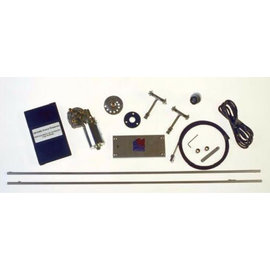 Specialty Power Wipers Specialty Power Wipers - Wiper Kit - 57-62 Corvette - Not Original - 2 Speed Switch - WWK-5762V-2