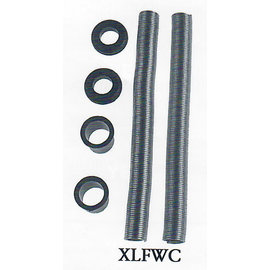 Specialty Power Windows - Door Conduit - XL Flexible Stainless Steel (pair) - XLFWC