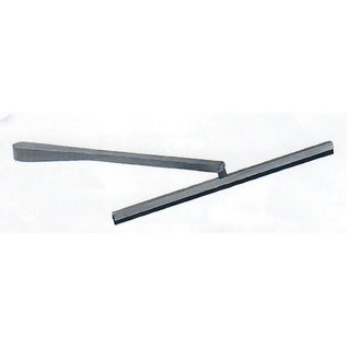 Specialty Power Windows - Wiper Arm - 1 Bent Right Alum. With Blade - WAB-01BR