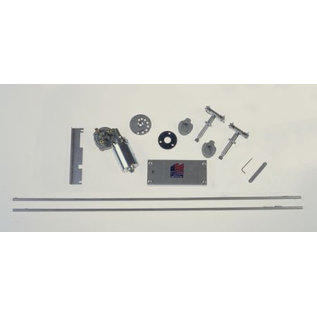 Specialty Power Wipers Specialty Power Wipers  - Wiper Kit - 55-57 Chevy Car - With 2 SPD Switch - WWK-5557-2