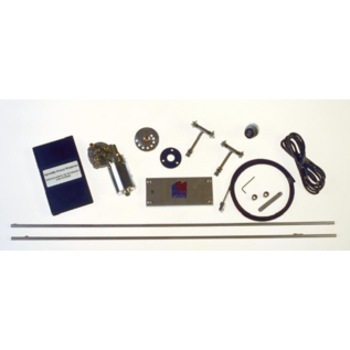 Specialty Power Windows - Wiper Kit - 47-54 Chevy Pickup - With Intermittent Switch - WWK-4754-2I