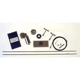 "Specialty Power Wipers Specialty Power Wipers - Universal Wiper Kit - 144"" Long Drive Wiper Kit (No wiring or switch) - WWKXLWD"