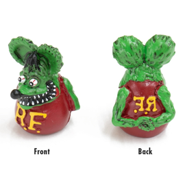 Mooneyes Rat Fink Air Valve Caps - RAF280GR
