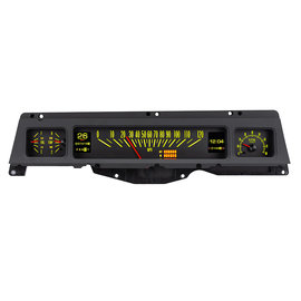 Dakota Digital 66-67 Chevy Nova RTX Instrument - RTX-66C-NOV-X