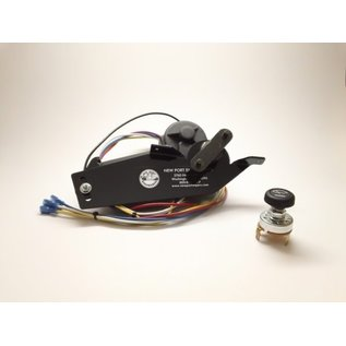 New Port Engineering 1939-40 NASH WIPER MOTOR - NE3940NP