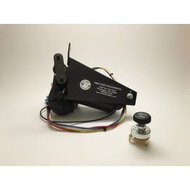 New Port Engineering 1941 GM Car Wiper Motor - NE4100CP