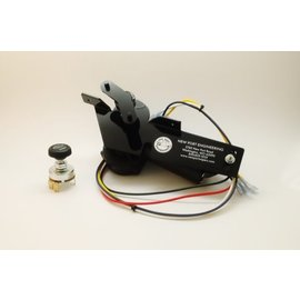 New Port Engineering 1951-53 DODGE TRUCK WIPER MOTOR (REPLACES FACTORY ELECTRIC WIPER MOTOR) - NE5153DTE