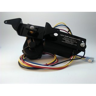 New Port Engineering 1957-64 WILLYS WIPER MOTOR (FOWARD CONTROL) - NE5765FC