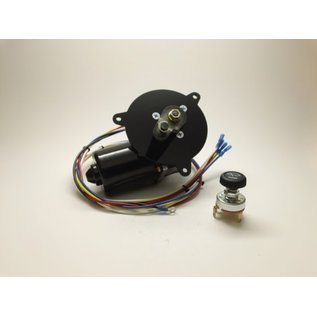 New Port Engineering 1966 CHEVY CHEVELLE WIPER MOTOR - NE6667CV