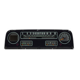 Dakota Digital 64-66 Chevy Pickup RTX Instruments - RTX-64C-PU-X