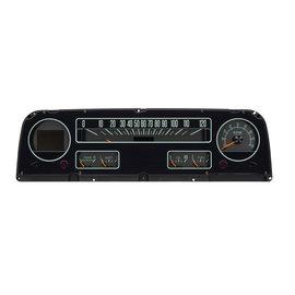 Dakota Digital Dakota Digital 64-66 Chevy Pickup RTX Instruments - RTX-64C-PU-X