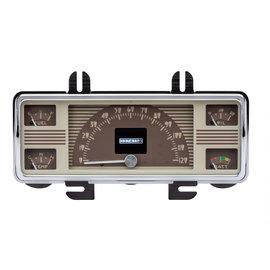 Dakota Digital 40 Ford Car & 40-47 Ford Truck RTX Instruments - RTX-40F-X