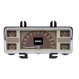 Dakota Digital Dakota Digital 40 Ford Car & 40-47 Ford Truck RTX Instruments - RTX-40F-X