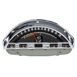 Dakota Digital Dakota Digital 56 Ford F-100 Truck RTX Gauge - RTX-56F-PU-X