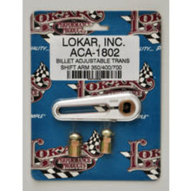 Lokar ADJUSTABLE TRANS ARM 350/400/700 - ACA-1802