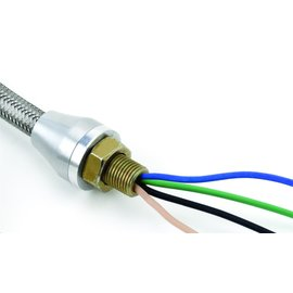 Lokar BRAIDED HEADLIGHT CONDUITS - HL-1900