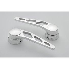 Lokar Lokar Aluminum Door Handles (pair)
