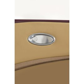 Lokar Oval Interior Door Handles (pair)
