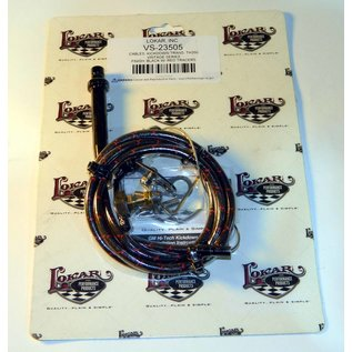 Lokar Vintage Series 350 Kickdown Cables