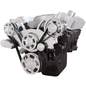 CVF Racing CVF Racing Big Block Chevy Wraptor Serpentine Kit - All Inclusive - Alternator Only - Mechanical Fan