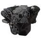 CVF Racing CVF Racing Big Block Chevy Wraptor Serpentine Kit - All Inclusive - Alternator Only - Electric Fan