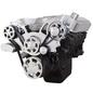 CVF Racing CVF Racing Big Block Chevy Wraptor Serpentine Kit - All Inclusive - AC & Alternator - Mechanical Fan