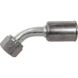"Vintage Air #10 45 Degree Beadlock Heater Hose Fitting - 5/8"" - 354200"
