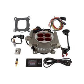 FiTech Go Street - 400 HP EFI System - Cast Style Finish - 30003