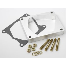 Lokar Billet Aluminum Throttle/Kickdown Bracket & Spacer Kit for Edelbrock Pro-Flo® Fuel Injection